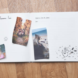 My Dog - Memory Book