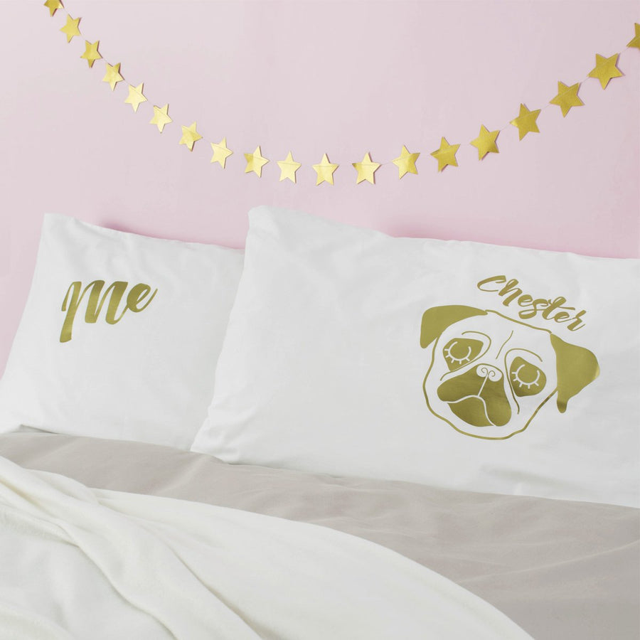 Personalised Dog Pillowcases