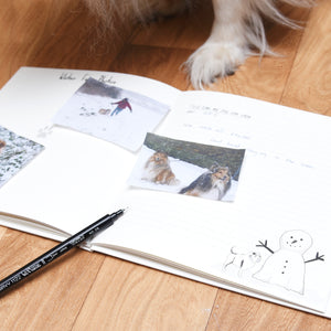 Personalised My Dog Book - A Puppy Journal