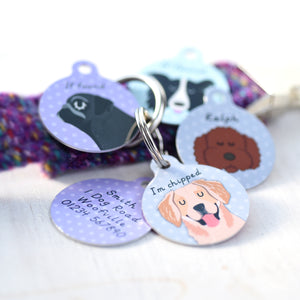 Dog Tag Personalised