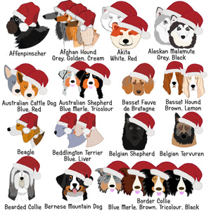 Santa Paws Christmas Sack Personalised (463223)