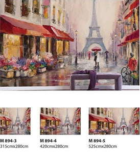 Paris Street Painting