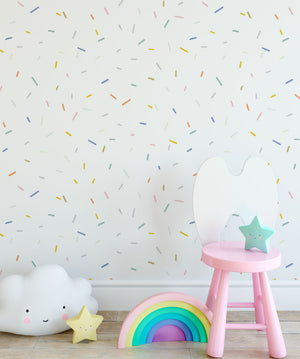 Confetti Wallpaper