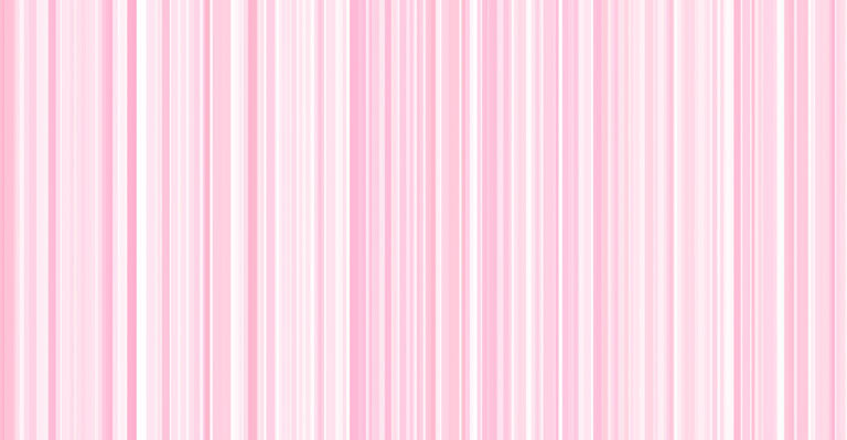 Baby pure pink strips