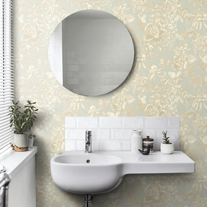 Old Olive Tivoli Wallpaper