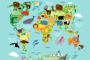 Global Wildlife Mural