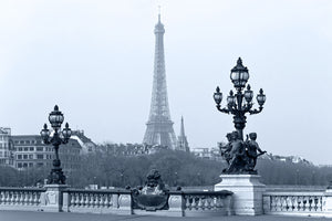 Paris winter