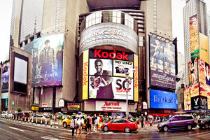 Time square pan