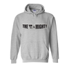 The Chai & Mighty Logo Gray Hoodie
