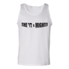 The Chai & Mighty Logo White Tank Top