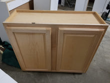 Top Maple Two Door Cabinet