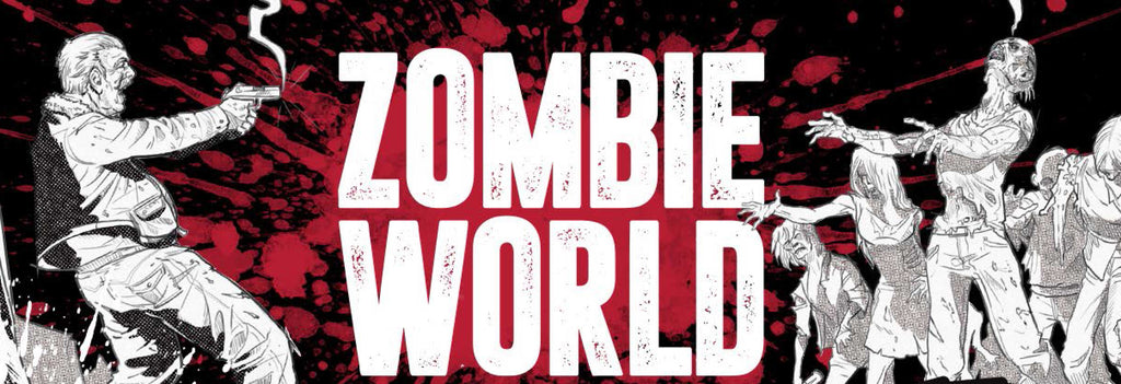 Zombie World Card Based RPG