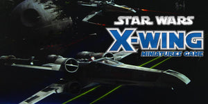 X-Wing Miniatures Games