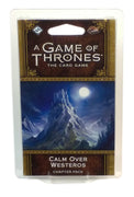 Game of Thrones LCG, Calm Over Westeros Chapter Pack