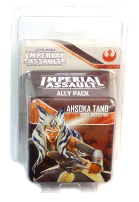 Imperial Assault, Ahsoka Tano Ally Pack
