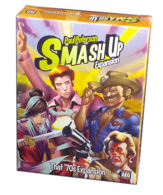 Smash-up : That 70s Expansion