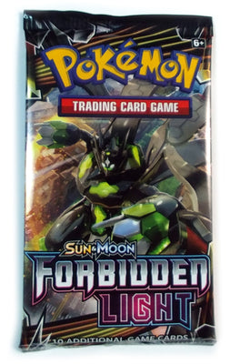 Pokemon SM6, Forbidden Light (1) Booster pack