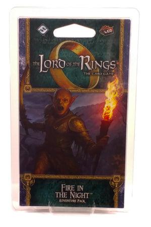 Lord of the Rings LCG, Fire In the Night Adventure pack