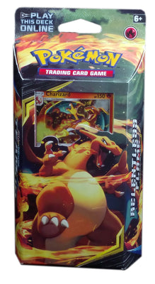 Pokemon SM9, Team Up Charizard Theme Deck