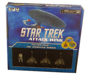 Star Trek Attack Wing The Animated Series Faction Pack
