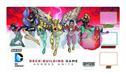 "Dc Comics Deck-Building Game, Heroes Unite Playmat, 14"" x 24"""