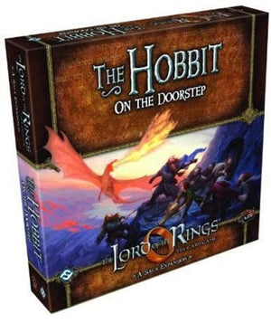 Lord of the Rings LCG,  Hobbit on the Doorstep expansion