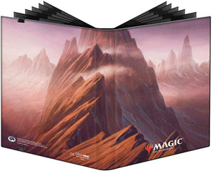 Full-View Pro-Binder 9 Pocket MTG Unstable Mountains