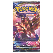 Pokemon TCG Sword & Shield (1) Booster pack