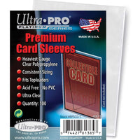 Ultra Pro Platinum Series Premium Card Sleeves