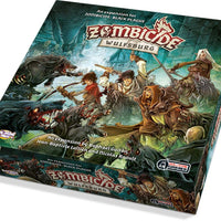 Zombicide: Black Plague WulfsBurg expansion