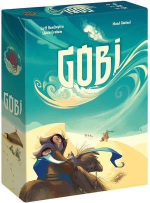 Gobi Board Game (Multilingual)
