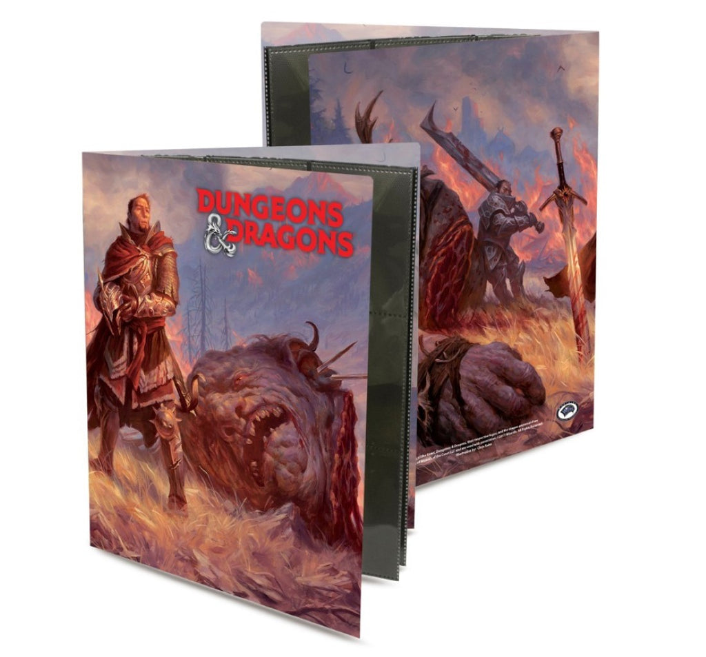 Dungeons & Dragons Character Folio, Giant Killer