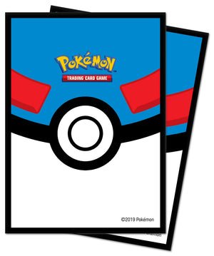 Pokemon, Great Ball Deck Protector (65)
