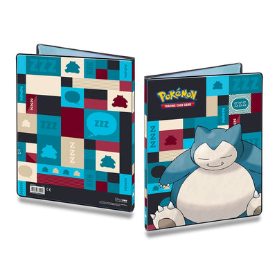 Pokemon Snorlax, 9 Pocket Portfolio