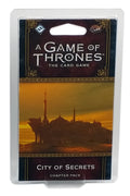 Game of Thrones LCG, City of Secrets Chapter Pack