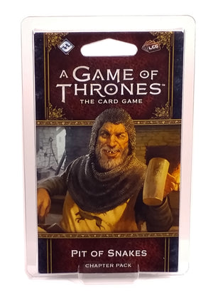 Game of Thrones LCG, Pit of Snakes Chapter Pack