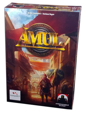 Amul Board Game