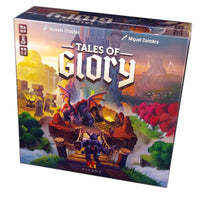 Tales of Glory Board Game (Multilingual)
