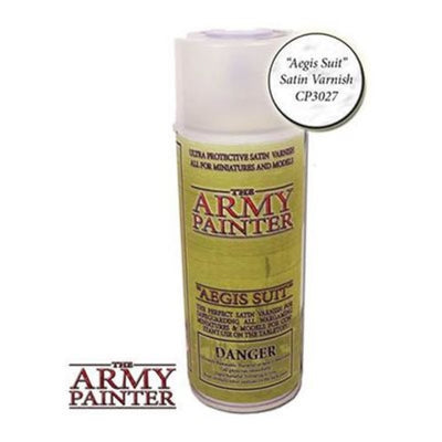 The Army Painter Aegis Suit Satin Finish Varnish CP3027