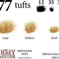 Battlefields: Mountain Tuft