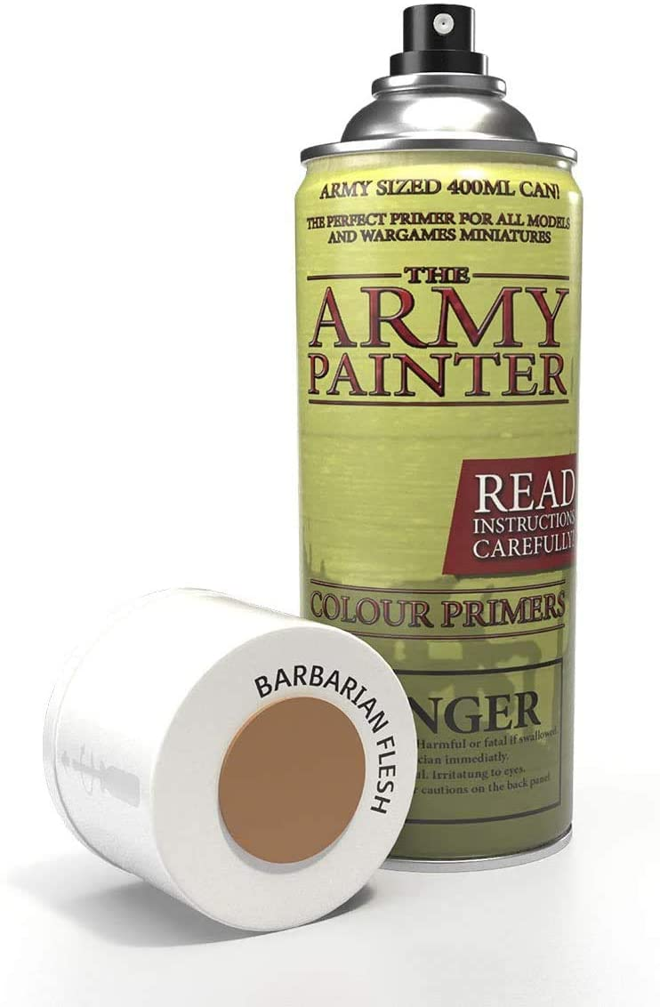 The Army Painter Barbarian Flesh Primer CP3007