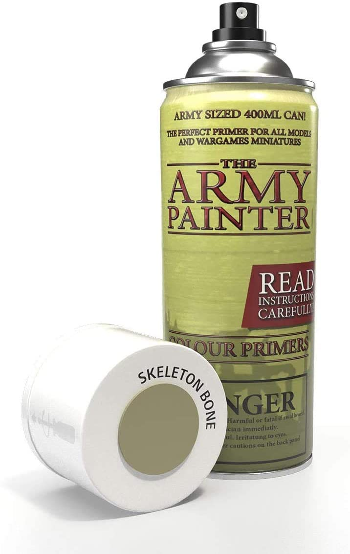 The Army Painter Skeleton Bone Primer CP3012