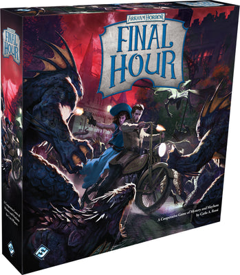 Arkham Horror Final Hour Standalone