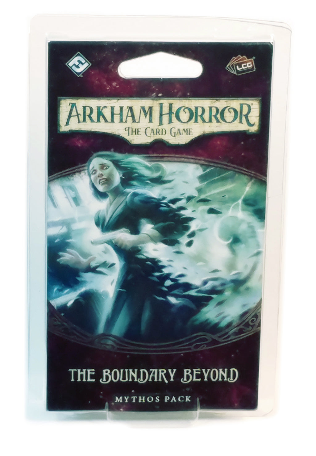 Arkham Horror LCG The boundary Beyond Mythos Pack Expansion