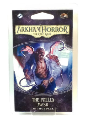 Arkham Horror LCG  Echoes of the Past Mythos Pack Expansion