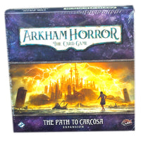 Arkham Horror The Card Game Path to Carcosa Expansion