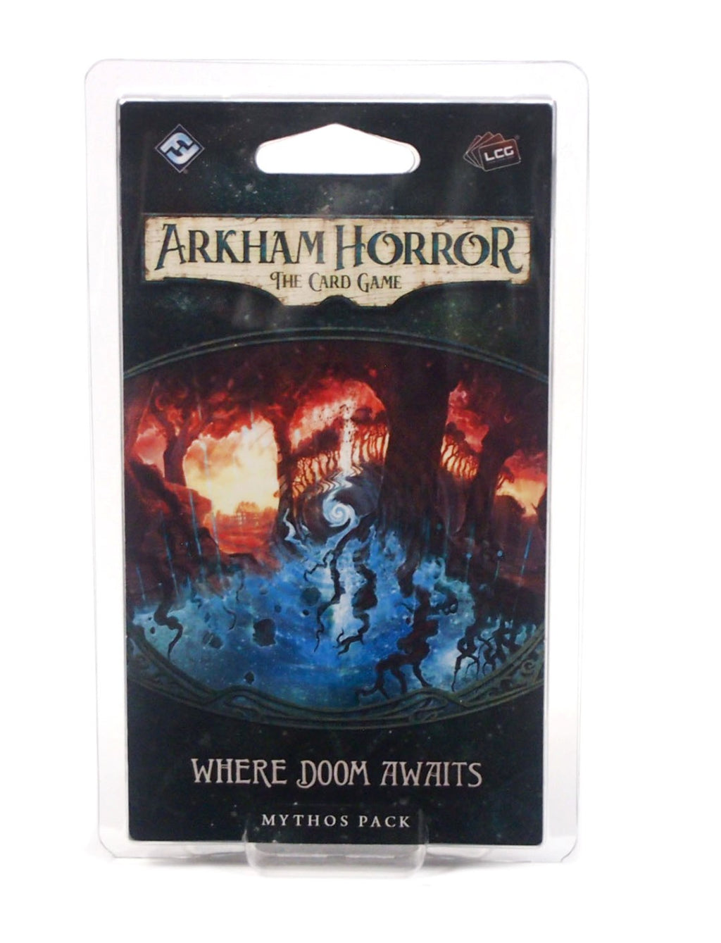 Arkham Horror LCG Where Doom Awaits Mythos Pack