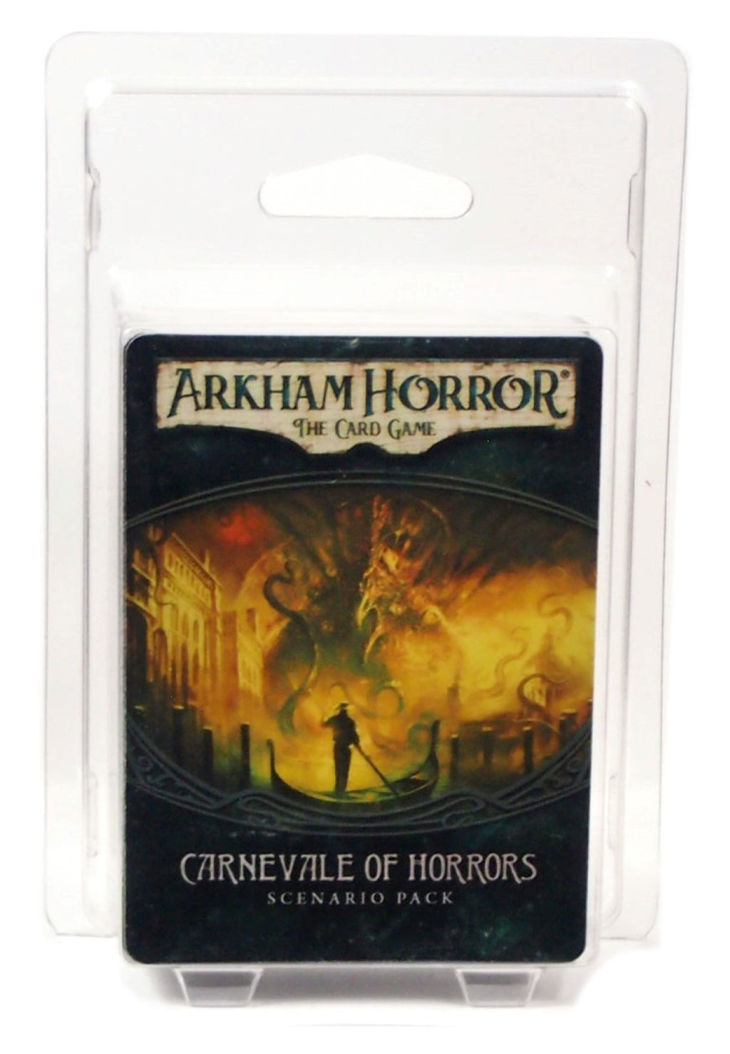 Arkham Horror LCG Carnevale of Horrors Scenario Pack