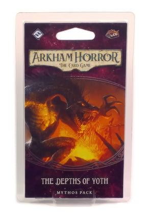 Arkham Horror LCG The Depths Of Yoth Mythos Pack Expansion