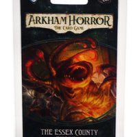 Arkham Horror The Card Game Essex County Express Expansion